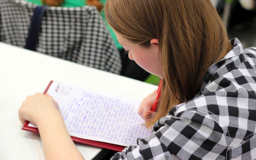 Writing Help for ADHD Students